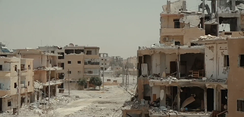 ISIL's capital Raqqa suffered extensive damage during the battle of Raqqa in June–October 2017