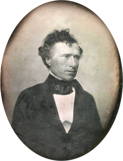 Pierce in 1852