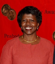 Ifill at the 2009 Peabody Awards ceremony