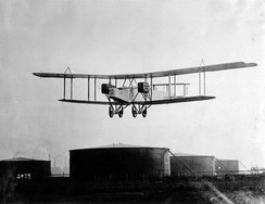 British Handley Page Type O, 1918