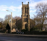 Holy Trinity Parish Church (1830), Town Lane