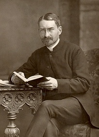 Hugh Price Hughes, editor and orator, encouraged Methodists to support the more moralistic Liberal Party.