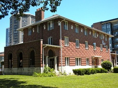 University of Illinois chapter house, listed in the National Register of Historic Places