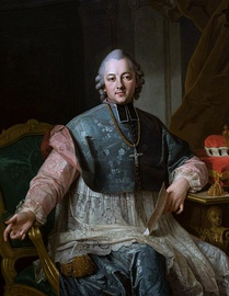 Ignacy Krasicki, leading poet of Polish Enlightenment and last Prince-Bishop of Warmia