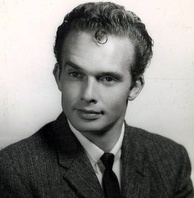 Haggard depicted on a publicity portrait for Tally Records (1961, age 24)