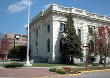 Federal Building and Main Post Office on West Ave.