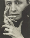 "Georgia O'Keeffe: artist; recognized as the ""Mother of American modernism"" — Teachers College"
