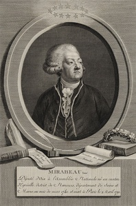 The comte de Mirabeau (1791)