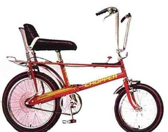 The North American Version of The Mk2 Raleigh Chopper