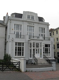 Maria Fitzherbert lived at Steine House in Brighton from 1804 until her death
