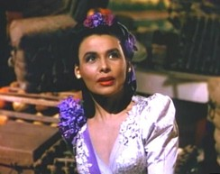 "Lena Horne sings ""Can't Help Lovin' Dat Man"" in Till the Clouds Roll By."