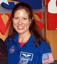 Tracy Caldwell Dyson, chemist and NASA astronaut