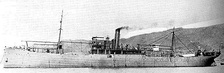 The Japanese carrier Wakamiya conducted the first ship-launched aerial attack in 1914.