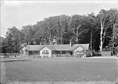 Grange Golf Club in the early 20th century
