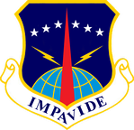 90th Missile Wing emblem