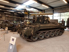 A30 Challenger, Overloon War Museum