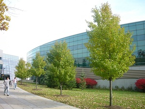 Academic Complex at Binghamton University