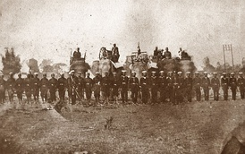 Army of Thailand in Haw wars (1875)