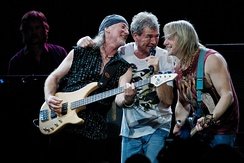 Deep Purple in Brazil, March 2009