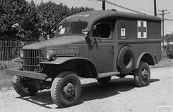 Dodge WC-9 Ambulance