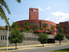 Its graduate business school, EGADE, in Monterrey, Mexico.