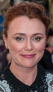 "Tamzin Outhwaite (left, 2015), Keeley Hawes (centre, 2014), and Fiona Shaw (right, 2016) appeared in ""Empty Orchestra"", ""Diddle Diddle Dumpling"", and ""Private View"" respectively"