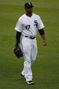 Ken Griffey Jr. in 2008 with the Chicago White Sox
