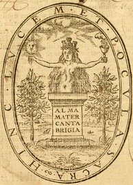 John Legate's Alma Mater for Cambridge in 1600