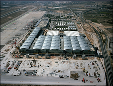 New Alicante Terminal being built