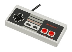 In addition to featuring a revised color scheme that matched the more subdued tones of the console itself, NES controllers are detachable from the console and lack the microphone featured in Famicom controllers.