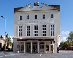 The Old Vic, photographed in 2012