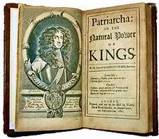 Patriarcha, London, 1680.