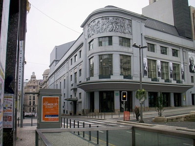 Rivoli Theater in Porto, Portugal (1937)