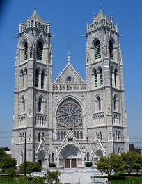 Cathedral Basilica of the Sacred Heart in Newark