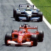 Ferrari won the 2001 Formula One World Championship for Constructors