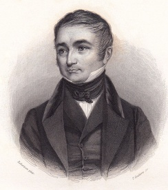 Adolphe Thiers in the 1830s