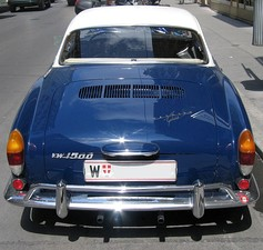 Tail lights Euro-spec red and amber (1970–1971)