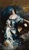 Anthony van Dyck, Rachel de Ruvigny, Countess of Southampton, 1640