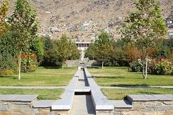Bagh-e Babur in Kabul, Afghanistan