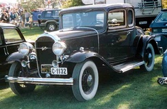 1932 Series 50 coupe