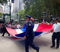 Dominican Day Parade in New York City, 2014