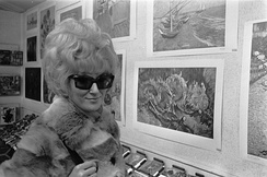 Springfield at the Stedelijk Museum in Amsterdam, 1968