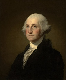 George Washington, the first president of the United States