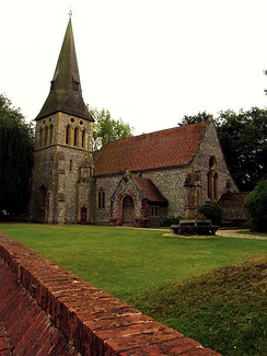 Parish church of St Michael and All Angels, Highclere