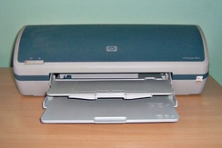 Hewlett-Packard Deskjet 3845 printer
