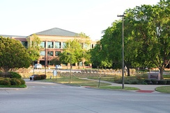 J. C. Penney headquarters in Plano, Texas.