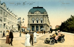 Early 20th century postcard