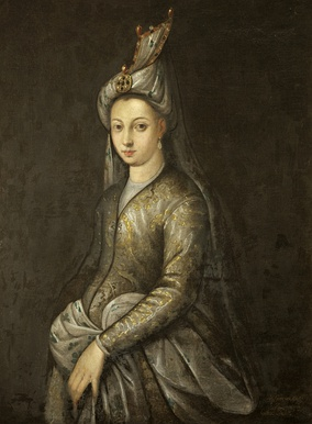 Mihrimah Sultan daughter of Suleiman the Magnificent