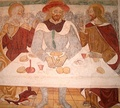 Supper at Emmaus, 15th century