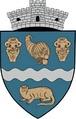 Герб коммуны Видра[ro] (жудец Илфов, Румыния)
